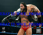 WWE LICENSED PHOTO FILE GLOSSY PROMO 8x10 CM Punk