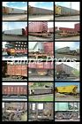 Modeling Freight Car Prototype Photo 5 CD Set 2500 PICS
