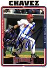 Endy Chavez Signed 2005 Topps Nationals Card - COA - NY Mets - Orioles