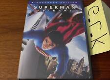 dvd Superman Returns widescreen kevin spacey new sealed