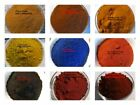 Cosmetic Grade Oxides sample pack