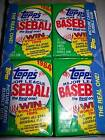 1984 TOPPS UNOPENED BASEBALL WAX PACK MINT MATTINGLY???