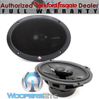 """CXS64 V.2 IMAGE DYNAMICS 6.5"""" AUDIO PRO 4-OHM COMPONENT CROSSOVERS SPEAKERS NEW"""