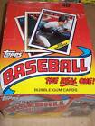1988 TOPPS BASEBALL UNOPENED WAX BOX OF 36 PACKS L@@K!!