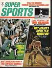 MARCH 1970 SUPER SPORTS ANNUAL Roman Gabriel Cover EX