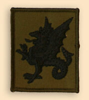 NEW OFFICIAL 43 Brigade TRF, subdued.
