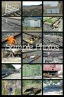 Z Scale Photo CD Guide to Modeling Trackside Details