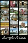 No Frills CD Guide to Western Town Bldgs. 540+ Photos