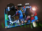 Z Assembled Tube 6N3 Preamp TDA7294 Audio Power Amplifier