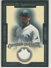 2007 UD MASTERPIECES ON CANVAS CARL CRAWFORD JERSEY