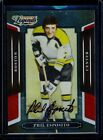 PHIL ESPOSITO 2008 DONRUSS LEGENDS /109 SP AUTOGRAPH