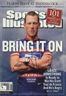 Lance Armstrong Sports Illustrated Autograph Poster