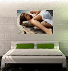 Rianna in white gown GIANT WALL POSTER ART PRINT 706