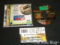Sega Saturn ~ Greatest Nine '96 ~ Japanese NTSC-J