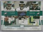 2009 ABSOLUTE WESTBROOK MCNABB LEWIS PATCH # 11/25