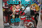 NEW BRATZ GIRLZ REALLY ROCK CLOE ROCK STAR DOLL GUITAR