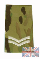 New Ivory on Official Multicam MTP Corporal RANK SLIDE