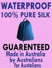 100%PURE SILK LINERS_GUARENTEED with WATERPROOF Cover