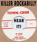 Rockabilly Repro: BURRIE MANSO-My Woman TOWN-CRIER