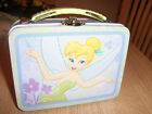 Tinkerbell TINK SQUARE LUNCH BOX TIN collectible Green