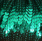 Jade Green 6mm Strip Sequin Trim for Dance Costumes 5m