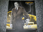LYNN SWANN Pittsburgh Power/Steelers Signed Poster COA