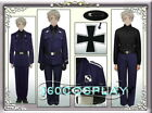 APH Axis Powers Hetalia Prussia Gilbert COSPLAY COSTUME