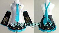 VOCALOID HATSUNE MIKU COSPLAY CUSTOMISED COSTUME
