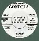 Rockabilly VIC GALLON-I'm Gone/Aceteate Version GONDOLA