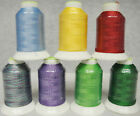 #40 Poly Twister Embroidery Thread by Coats & Clark