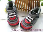 New Mamas&Papas Boys Grey Two Tones Baby Shoes/Sneaker