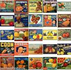 8000+ PICs CD 1920 1960's Vintage poster sign ad labels