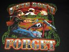 New Mens VETS DON'T FORGET Motorcycle Biker Black T Shirt 5XL