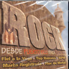 ROCK DESDE PUERTO RICO PARA EL MUNDO BRAND NEW SEALED   CD