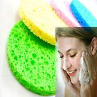 4x Cleansing Cellulose Sponge Face Wash Makeup Remover