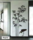 Bamboo Wall Decal Tree Wall Stickers Living Room Bedroom Wall Removable Vinyl