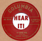 Rockabilly: JOHNNY HORTON-I'm Comin Home COLUMBIA-Repro