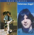 GRAM PARSONS GP/Grievous Angel CD BRAND NEW