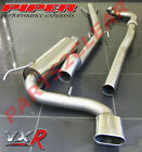 "Astra Vxr Performance Exhaust Piper Turbo Back With De Cat Pipe 3"" Brand New"