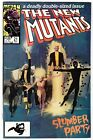 NEW MUTANTS #21 (11/84)--FNVF / Origin New Warlock; Sienkiewicz-a/c^^