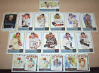 2011 Topps Ginter Rockies Base Sp Heroes Sketch set 15