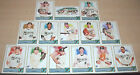 2011 Topps Ginter Florida Marlins Team Base SP set 14