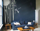 Bamboo Wall Decal Large Tree Removable Vinyl Stickers Mural Living room Bedroom