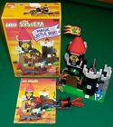 Lego 1906 CASTLE Dragon Master Majisto's Tower with box and directions