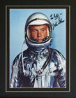 John Glenn Mercury Astronaut Autograph Signed Photo