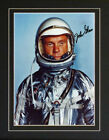 John Glenn Mercury Astronaut Autograph Signed Photo Rep