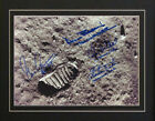 4 Apollo Astronauts 12 14 16 17 Autographs Signed Print