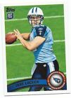 2011 TOPPS TENNESSEE TITANS TEAM SET (12 CARDS)