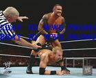 WWE PHOTO FILE GLOSSY PROMO 8x10 Randy Orton RKO NEW