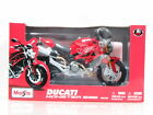 Maisto 2011 DUCATI MONSTER 696 MOTORCYCLE 1/12 DIECAST